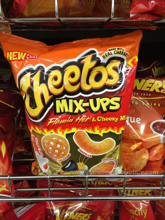Flamin' Hot Cheetos: 'Smart' Snack or Totally Stupid One?