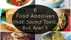 6 Food Additives that Sound Scary but Aren't