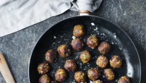 The IKEA Vegan Meatballs Actually Exist Now, and They're Made of Kale
