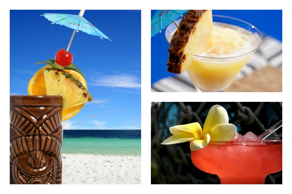 5 Spring Cocktails Because It's Tiki Time!