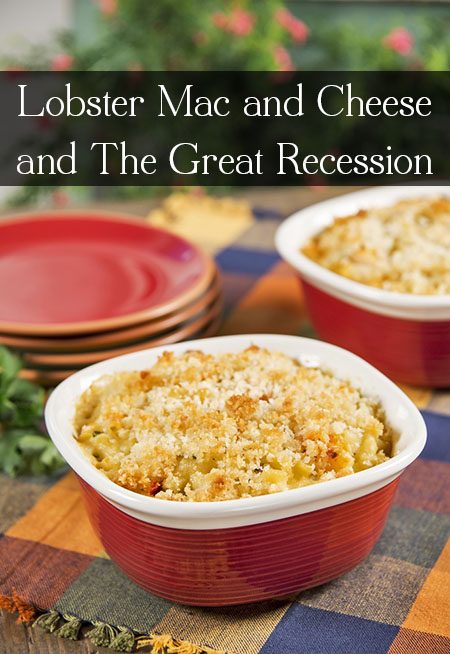 Lobster mac and cheese is super hip right now, and the economics behind this popular dish are fascinating.