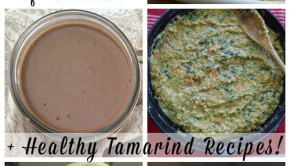 Tamarind is one of the newest ingredients in my pantry, but dang if it didn't quickly become a favorite! it's tangy-yet-sweet and loaded with health benefits!