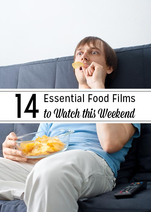 Feed your head! Binge watch documentaries about our food system this weekend. Here are 14 for you to choose from - many are even free!
