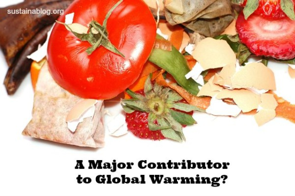 One Cause Of Global Warming That Gets Overlooked: Food Waste