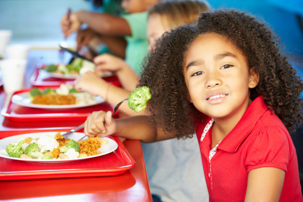 Kids are Pure Evil: They Throw Away Healthy School Lunches, Study Finds