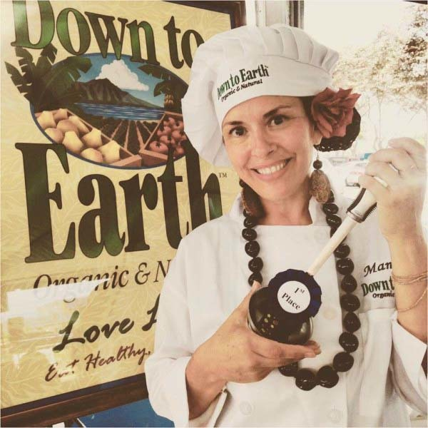 Vegan Chef Mama T won a cookoff against omnivore chefs. Find out the secret ingredient she credits with her win!