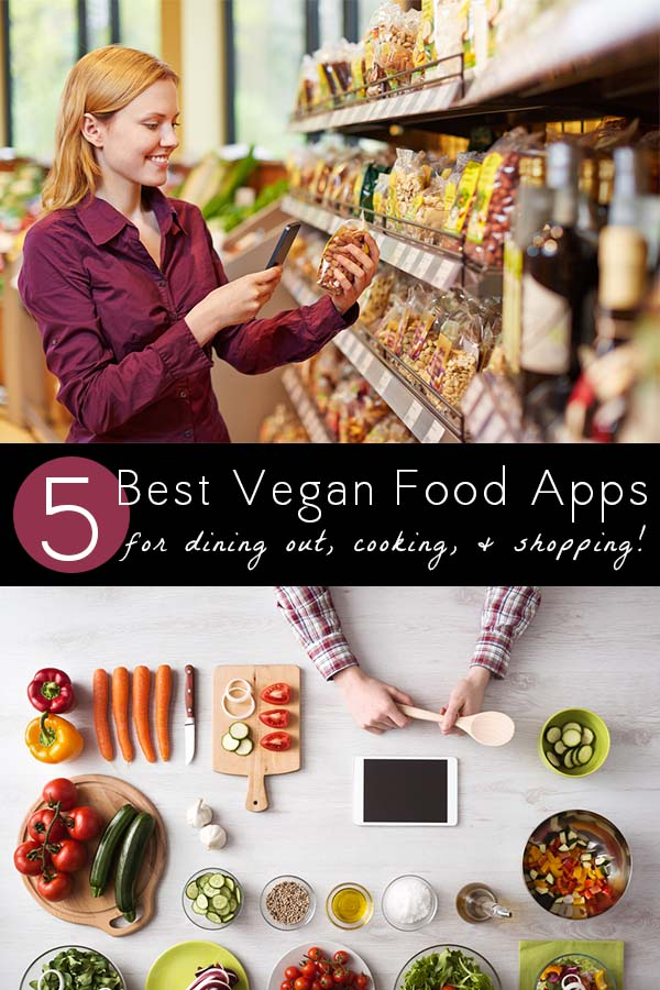 New and seasoned vegans alike can use a little bit of help from time to time. Think of these vegan food apps as a virtual vegan friend to guide you through tricky food decisions.