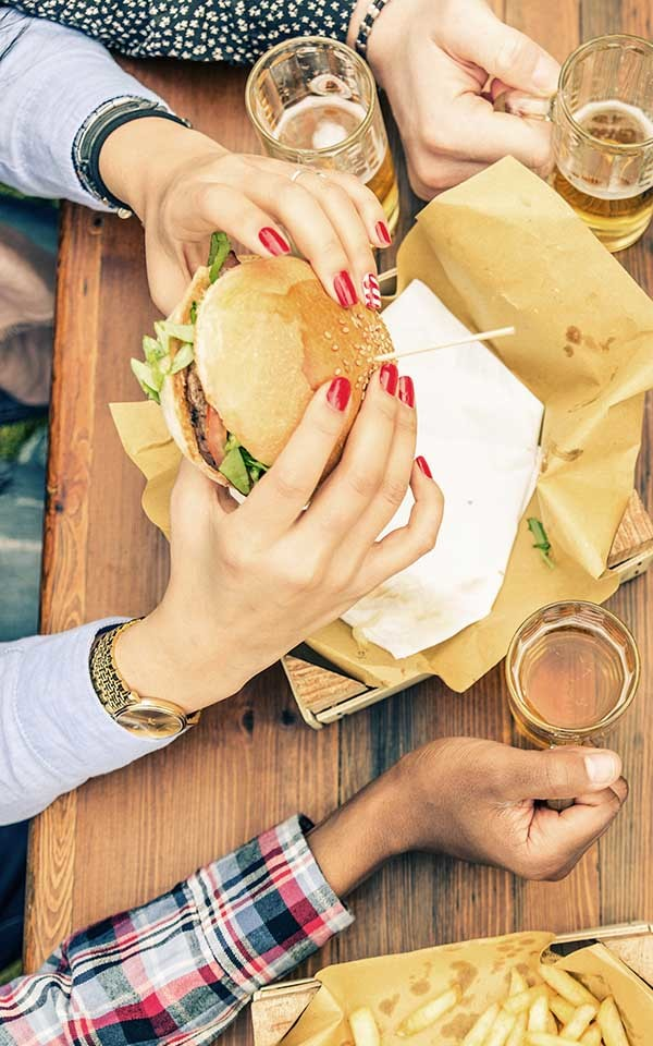 There are some articles making the rounds about a UK study that found many vegetarians secretly eat meat when drunk. Let's talk about it!