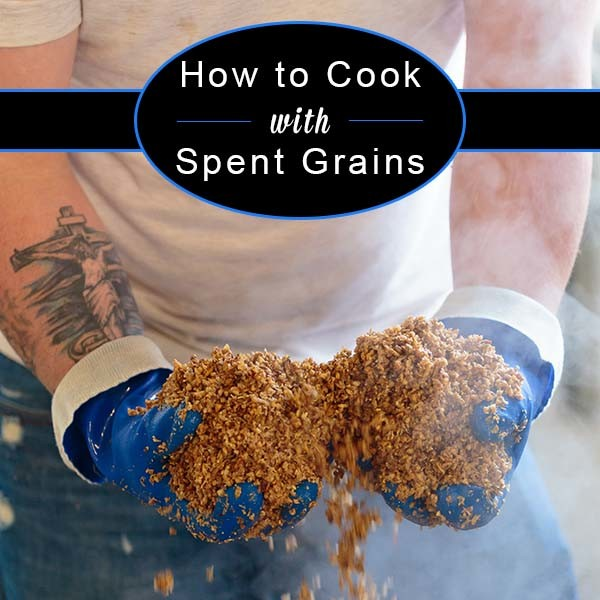 Spent Grain Recipes for you Home Brewers Out There
