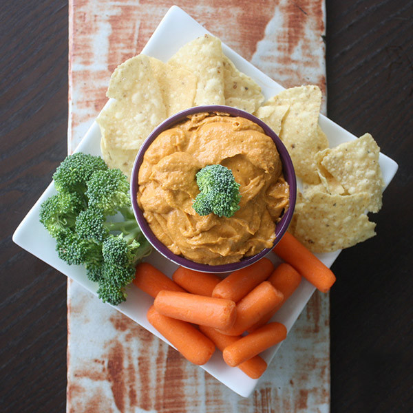 I've served my vegan cashew queso to vegans and die-hard cheese fanatics alike, and it is always a hit.