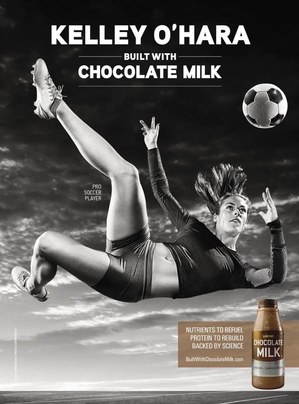 Chocolate milk is not healthy food, @kohara19. http://bit.ly/1RxZKnf #ditchthedairy #notmilk