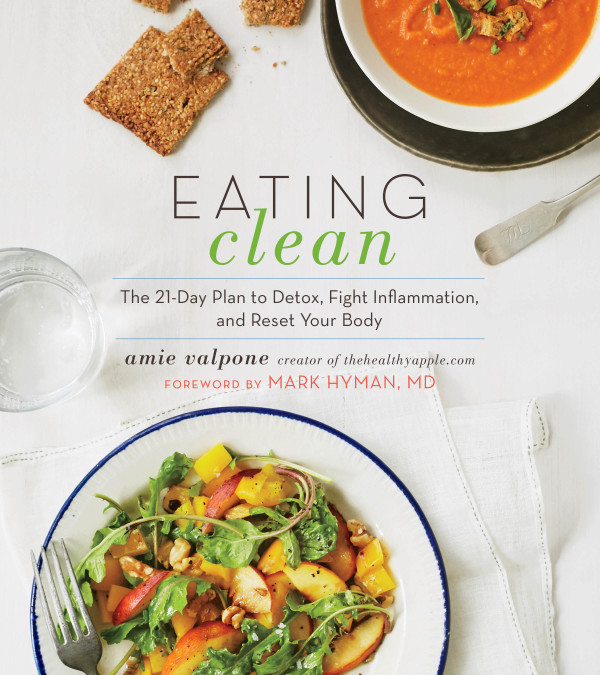 Eating Clean Book
