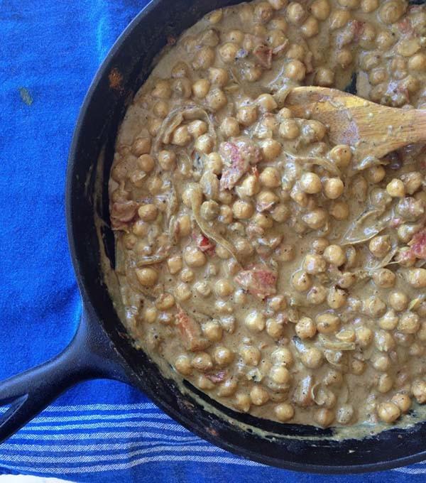 Ethiopian Chickpea Stew
