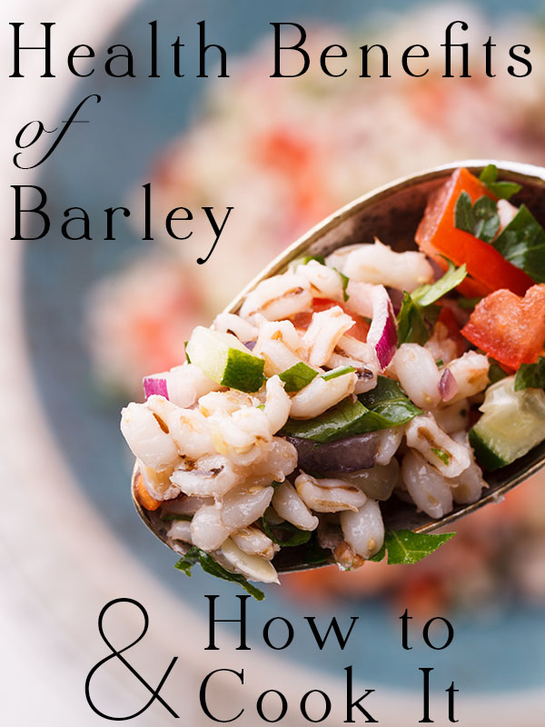 Barley for Blood Sugar: This Humble Grain Has a Lot Going for It