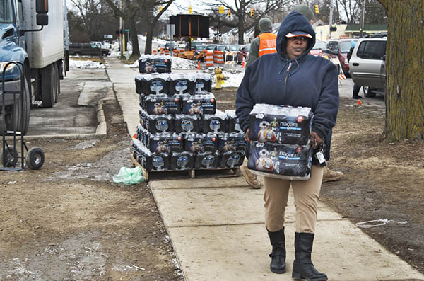 The Flint Water Crisis is far from over, and the people of Flint need all of us to stand up for their rights.