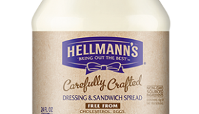 Hellman's Eggless Mayo Coming Soon to Store Shelves