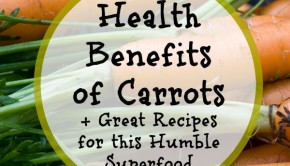 Carrots often get short shrift in the veggie world, but they're actually healthy superstars! Learn the health benefits of carrots and get some awesome carrot recipes.