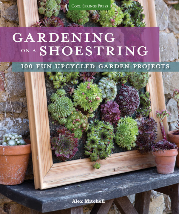 Growing food can cost a lot, but Gardening on a Shoestring proves that gardening doesn't have to be expensive!