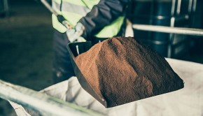 UK company Bio-Bean turns spent coffee grounds into clean energy. They now reclaim 10 percent of the spent grounds in the UK.