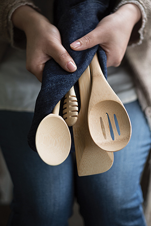 Bambu Utensils