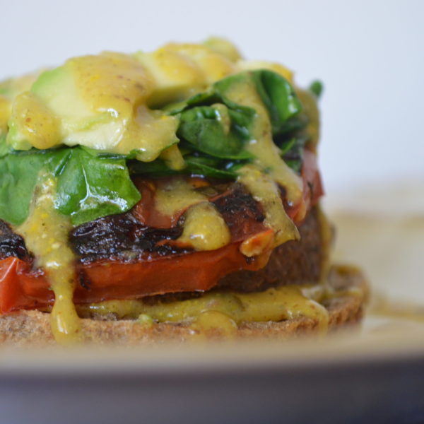 Life Foods Vegan Benedict
