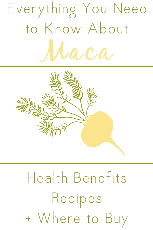 Maca is one of my favorite supplements, but I've never written a full article about it until now.