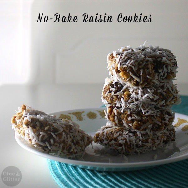 no-bake-raisin-cookies