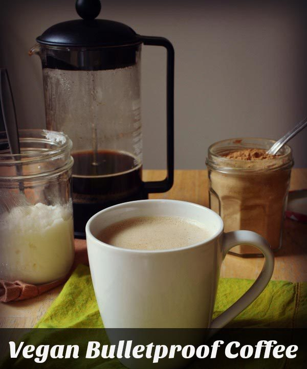 how to make bulletproof coffee with cocnut oil