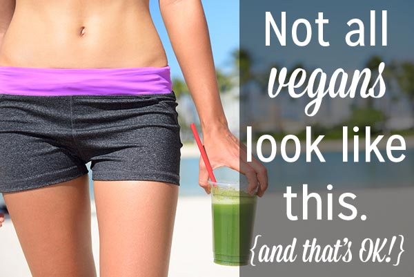 Vegan stereotypes do us all a disservice. Let's talk about it.