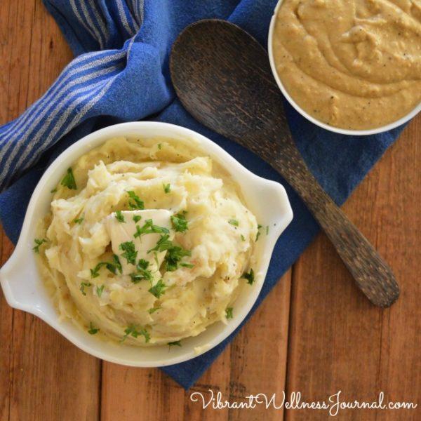 vegan thanksgiving vegan mashed potatoes