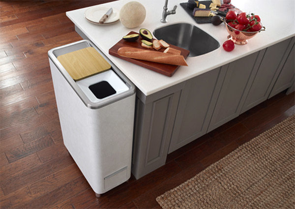 What do you think about Whirlpool's kitchen composter? Would you pony up $700-$1200 for some composting help?