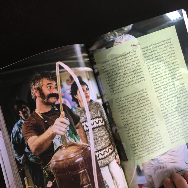 Sandor Ellix Katz just published a revised, updated version of his Wild Fermentation book, bringing his knowledge and bright energy to a new generation