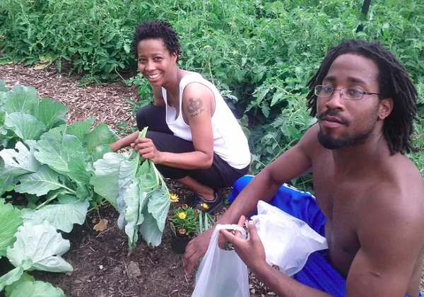 The Michigan Urban Farming Initiative is helping shape the future of urban agriculture with the Detroit Urban Agrihood - the first of its kind!