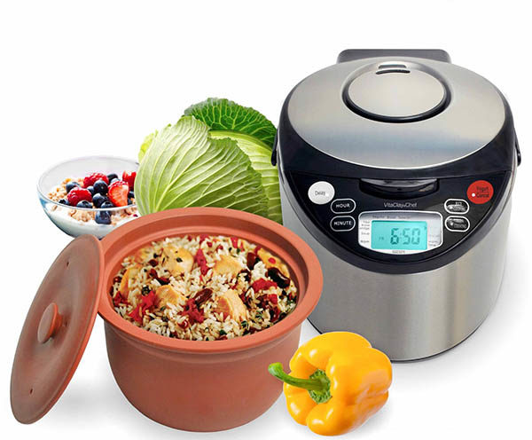 Gifts for People Who Love to Cook: VitaClay Multicooker