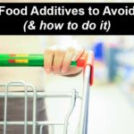 Common food additives to avoid, plus tips on how to make grocery shopping easier.
