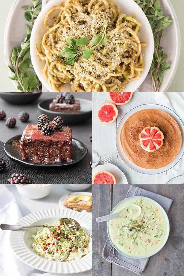 Vegan Recipes from Cook Lively
